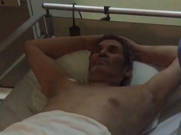 «У папы сейчас мозг пятилетнего ребенка»: видео из больницы с Алибасовым ужаснуло фанатов