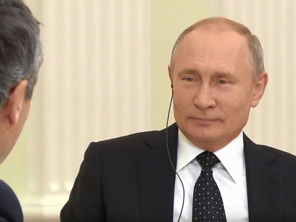 «Убивай, грабь, насилуй»: Путин рассказал FT о преемнике, предателях и прогнившей либеральной идее
