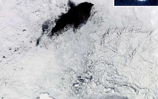 Ученые объяснили аномалии ледяного покрова Антарктиды