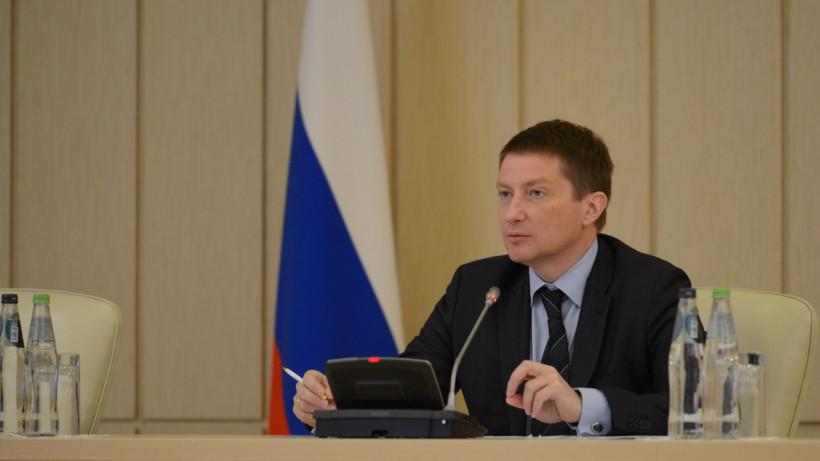 Ускорение цифровизации региональной промышленности обсудили в Красногорске