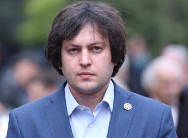 В Грузии «уволился» спикер парламента
