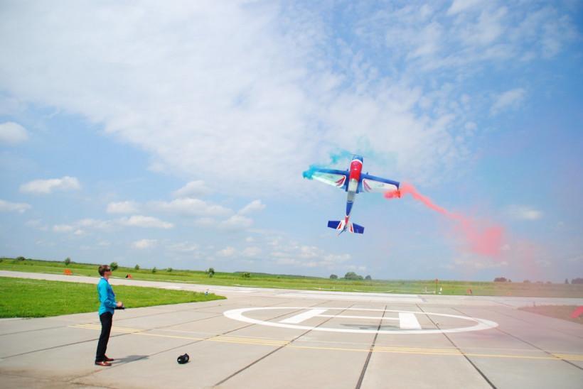 В Химках установили мировой рекорд скорости в авиамодельном спорте