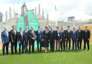 В Казахстане прошло заседание Совета по физической культуре и спорту участников Соглашения о сотрудничестве в области физической культуры и спорта государств–участников СНГ