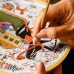 """В рамках нацпроекта """"Культура"""" проходит выставка участников конкурса народных художественных промыслов России"""