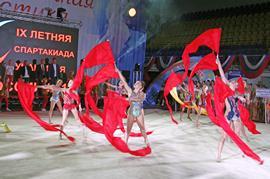 В Саранске состоялось официальное открытие IX летней Спартакиады учащихся России 2019 года