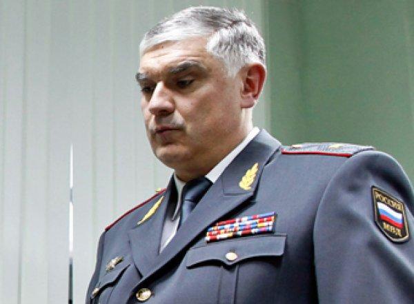 В Сети появилась петиция в поддержку уволенного Путиным из-за дела Голунова генерала МВД