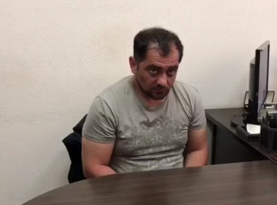 Видео задержания подозреваемых в убийстве спецназовца ГРУ появилось в Сети