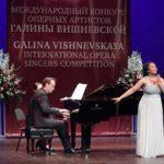 VII Международный конкурс оперных артистов Галины Вишневской открылся в рамках нацпроекта «Культура»