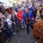 Владимир Мединский выступил с лекцией об историческом кино на фестивале «Красная площадь»