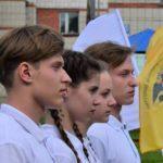 Военно-исторический детский лагерь «Страна героев» открылся в Крыму