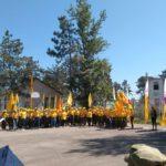 Военно-исторический лагерь «Страна Героев» открылся в Ростовской области