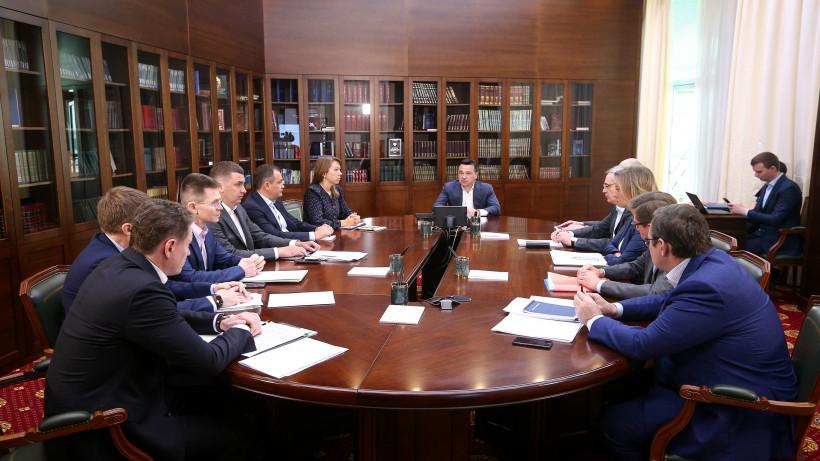 Воробьев подвел итоги Петербургского международного экономического форума