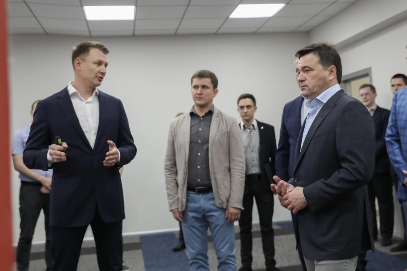 Воробьев провел совещание с руководящим составом правительства Подмосковья