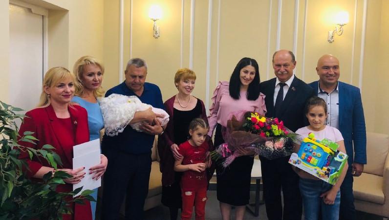 Восемь тысяч детей родились в перинатальном центре в Наро-Фоминске за два года