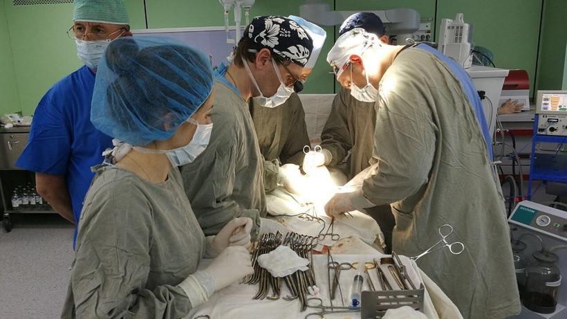 Врачи Раменской больницы и санавиации спасли пациента с тяжелой электротравмой
