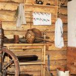 Выставка «Что умели делать наши предки из дерева»