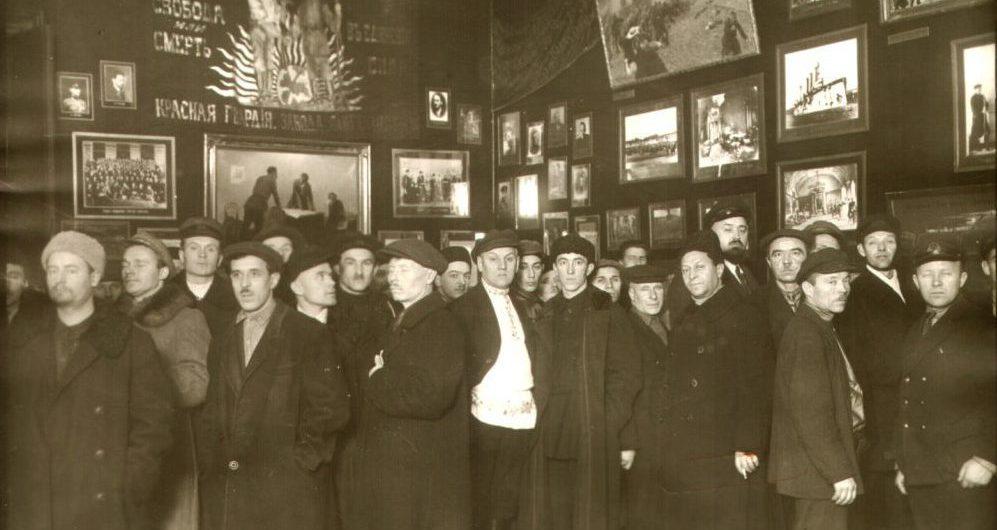 Выставка «Музей особого назначения» в Государственном музее политической истории России