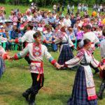 XXIV межрегиональный фольклорный праздник «Троицкие гуляния»