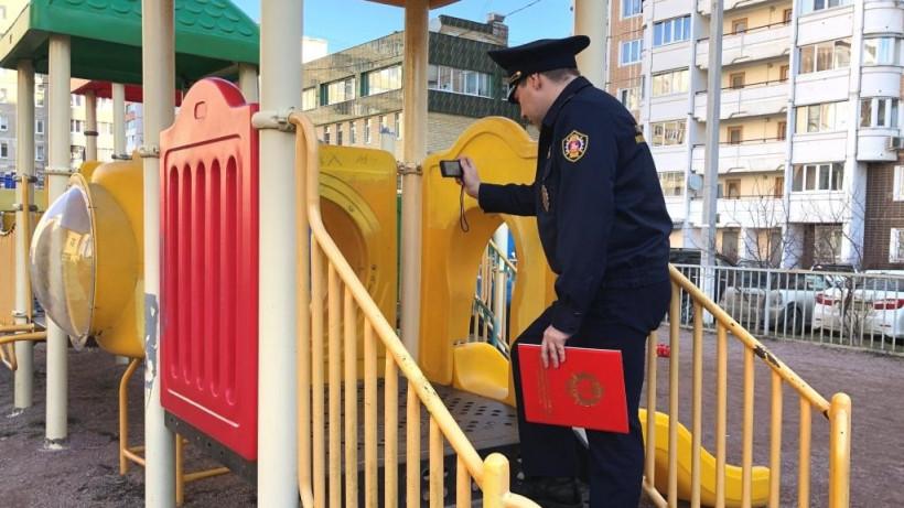За два месяца в Подмосковье устранили 80% выявленных нарушений на детских площадках