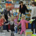 Занятия в детской студии «Занимайка»
