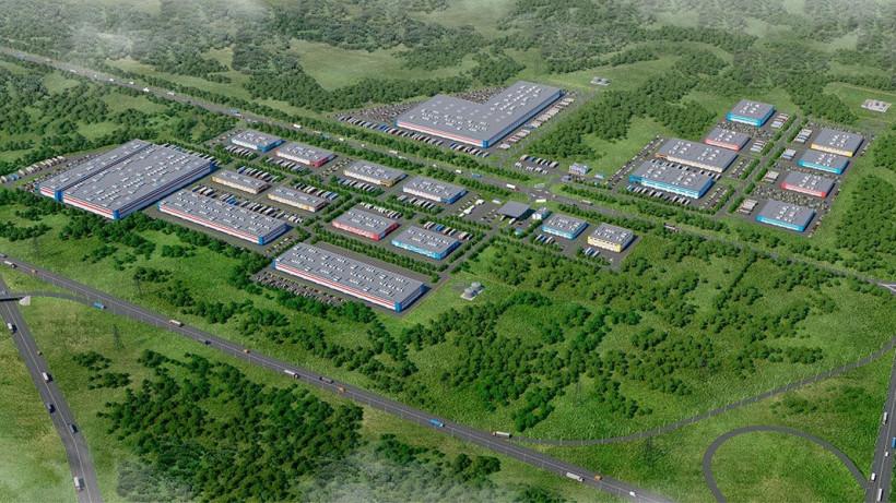 Завод по выращиванию атлантического лосося построят в новой ОЭЗ «Кашира» в 2024 году