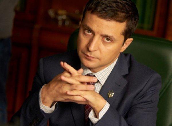 Зеленский пообещал жесткий ответ ВСУ на обстрелы в Донбассе