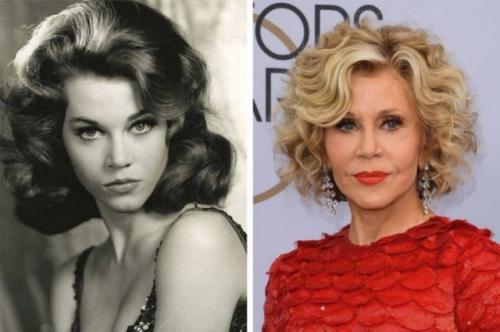 Джейн Фонда – обладательница нескольких «Оскаров», «Золотых глобусов», премии «Эмми». Начала актерскую карьеру в 1960 году. Состоялась как драматическая актриса. Сыграла 51 роль. В 2005 году перешла на телевидение. В этом году ей исполнилось 81.