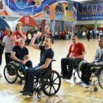 250 инвалидов приняли участие в тестировании ГТО в Чехове