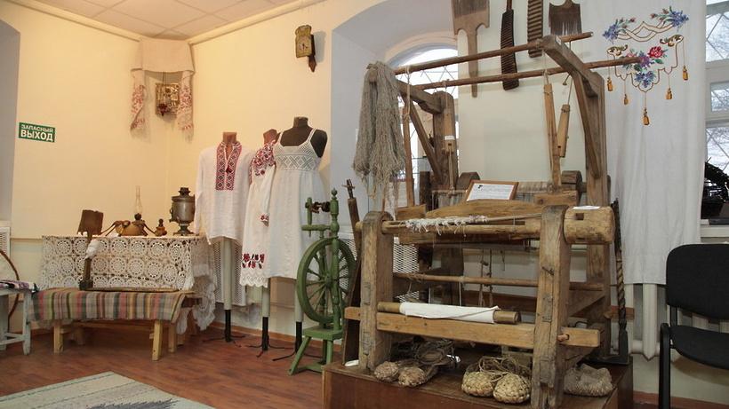 Музей деревенского быта в Дмитровском районе