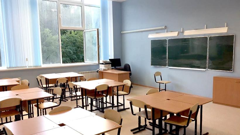 Аукцион по строительству пристройки к школе объявили в Серпухове