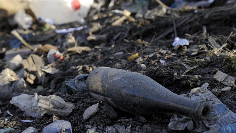 Более 30 кубометров мусора убрали железнодорожники по предписанию Госадмтехнадзора в Можайске