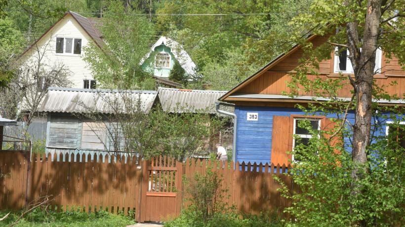 Более 6 тысяч СНТ проинформировали о регистрации недвижимости в Подмосковье