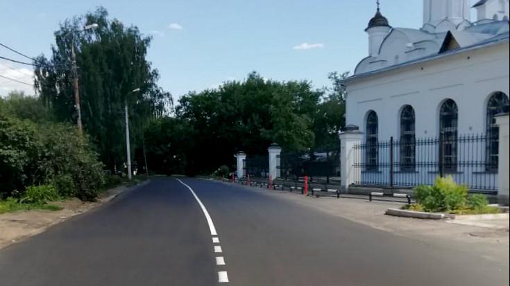 Более 60 км дорог отремонтируют в Коломенском округе в 2019 году