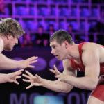 Борцы из Подмосковья примут участие в чемпионате России