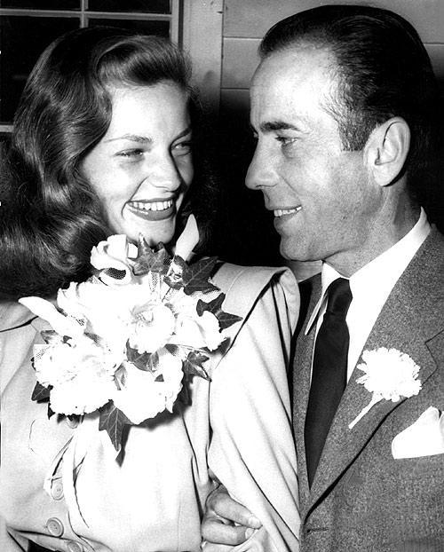 В 1957 году Хамфри скончался от рака пищевода, и на его похоронах Лорен опустила в гроб золотой свисток с напоминанием о той знаменитой строчке из их первой картины: «Ты знаешь, как нужно свистеть, не правда ли, Стив?..» Именно после кончины Хамфри Богарта появилась голливудская Аллея Славы.