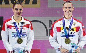 Чемпионат мира по водным видам спорта - 2019: россияне – вторые в общекомандном зачёте после завершения трёх видов программы