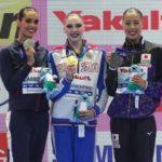 Чемпионат мира по водным видам спорта: первые награды россиян