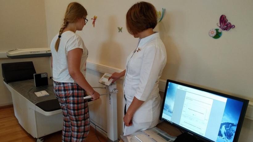 Дети с ожирением смогут лечиться в Московском областном консультативно-диагностическом центре