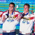 Евгений Рылов завоевал серебро чемпионата мира по водным видам спорта