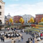 Фасад и музейный парк Политехнического музея в Москве откроют ко Дню города