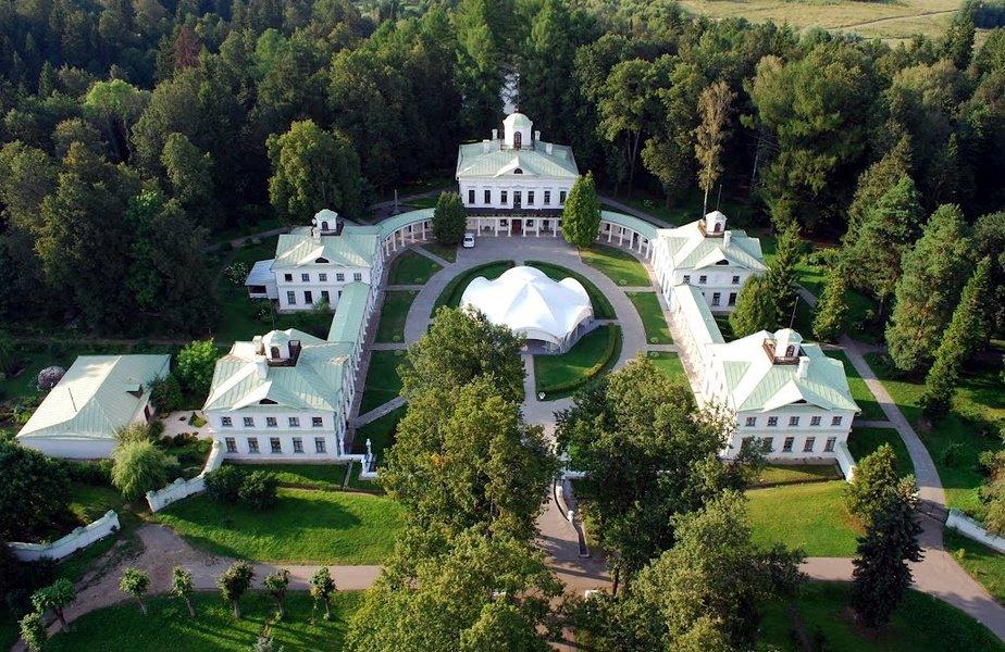 Фестиваль народного творчества возрождённых усадеб России в Середниково