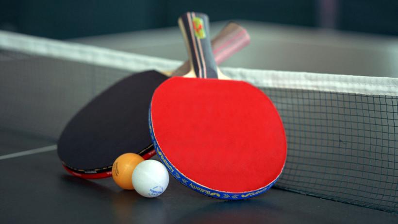 Фестиваль настольного тенниса «RocketFest» стартует в Одинцове 10 августа