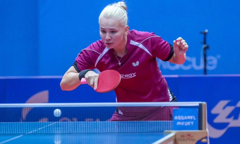 Яна Носкова завоевала три медали летней Универсиады