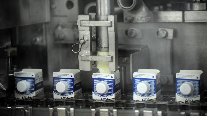 Эксперимент по цифровой маркировке молочной продукции стартует 15 июля