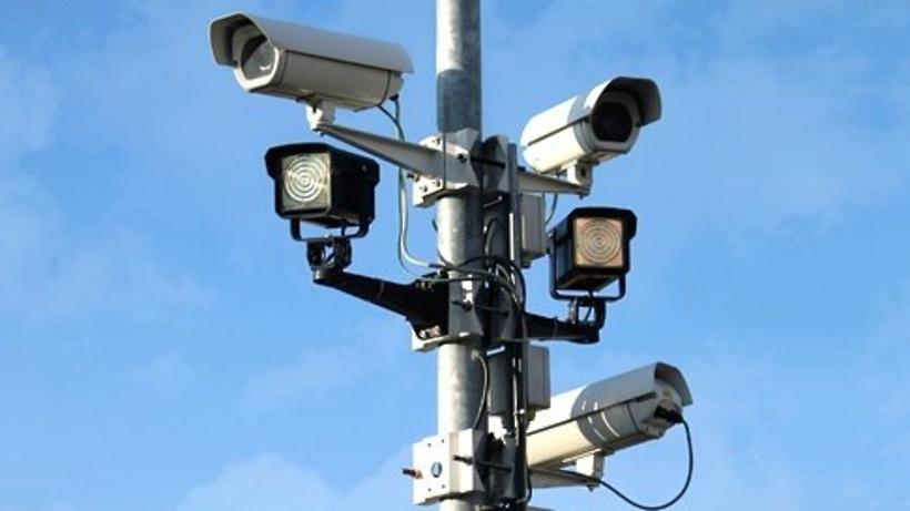 Камеры фиксации средней скорости заработали в Московской области