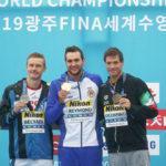 Кирилл Беляев стал вторым на чемпионате мира по водным видам спорта