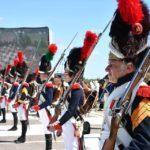 Конный фестиваль военно-исторической реконструкции и турнир «Живые шахматы» пройдут в Бородине