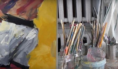 Круглый стол «Внутренняя самоцензура художника» в Петербурге