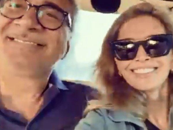 «Летние флюиды»: после слухов о разводе Вера Брежнева поделилась видео с Константином Меладзе