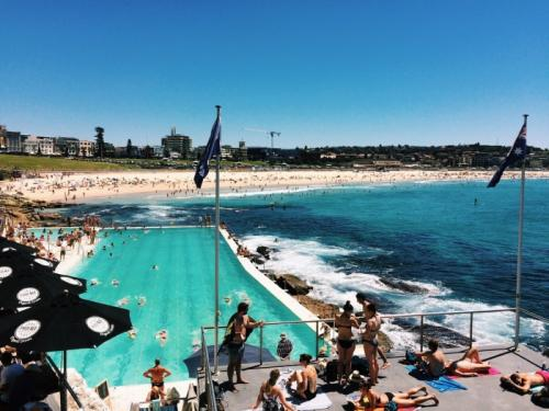 4. Австралия: как насчет купания?